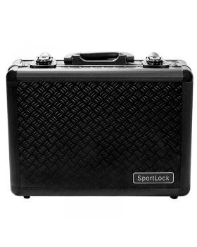 Βαλίτσα SportLock™ AlumaLock™ για 2 πιστόλια,μαύρη