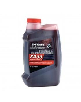 Λάδι Μηχανής Evinrude Johnson XD30 4 Λιτρα