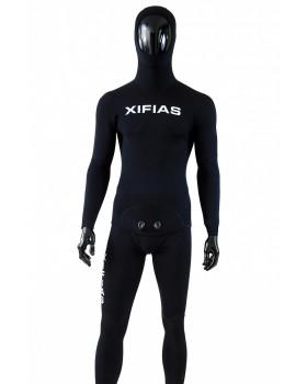 Στολή Κατάδυσης Xifias Sub Black 3mm