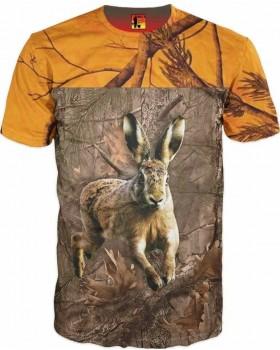 Must Hunt Tshirt λαγος