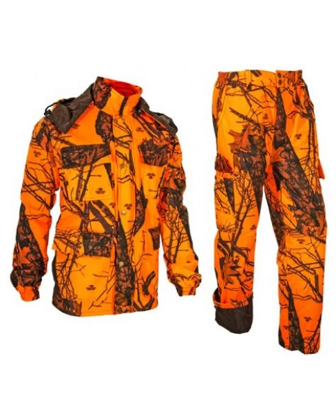 SOFTSHELL SET ORANGE