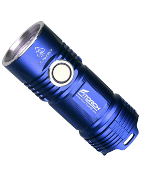 FITORCH P25 ΦΑΚΟΣ LED 3000lm ΥΨΗΛΗΣ ΑΠΟΔΟΣΗΣ ΜΠΛΕ SPECIAL EDITION