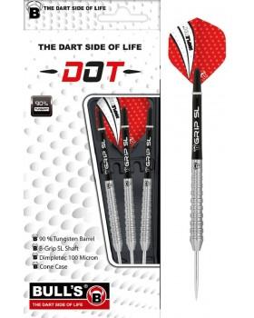 ΒΕΛΑΚΙΑ DART BULL'S, Steel Darts, Dot D3, 24gr