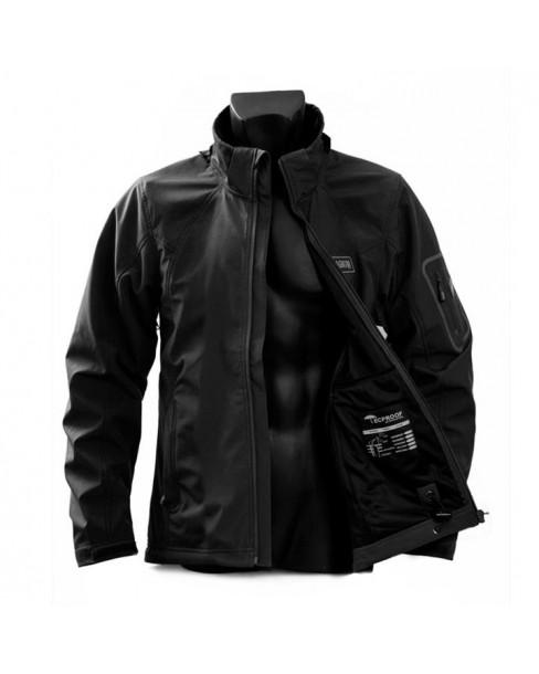 Soft-shell Magnum Tactical WP Eπιχειρησιακή ζακέτα ΜΑΥΡΟ