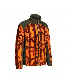PERCUSSION GHOST CAMO FLEECE