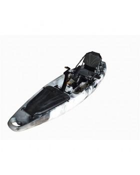 Professional Fishing Kayak - Επαγγελματικό Kαγιάκ Ψαρέματος Ποδηλατικό GOBO Dofine