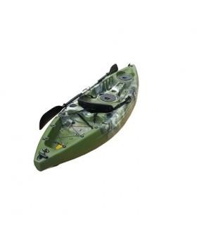 Fishing Kayak GOBO SALT SOT Ενός Ατόμου Πράσινο