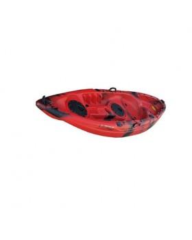 Fishing Kayak GOBO SALT SOT Ενός Ατόμου Κόκκινο
