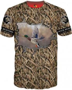 Must Hunt Μπλουζάκι 3D Πάπια