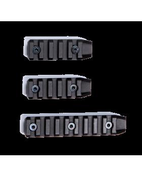 RAIL METAL Keymod Set of 3