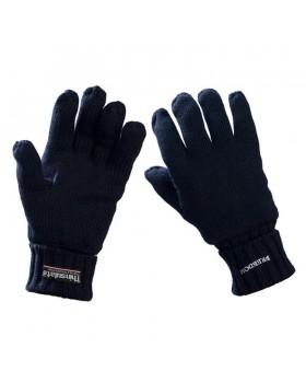 Γάντια πλεκτά στρατιωτικά (πετσετέ) μπλε