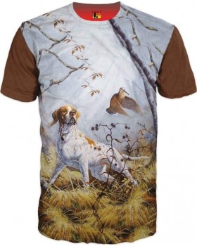 Must Hunt Μπλουζάκι 3D Μπεκάτσα
