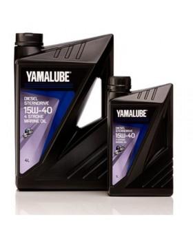 Yamalube 15W-40 4 Litre Sterndrive Oil