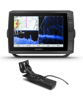 Garmin Echomap Ultra 102sv με χάρτη G3 & αισθητήριο GT 21