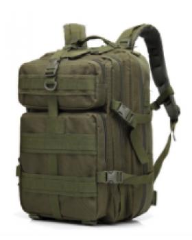 Σάκος Πλάτης Tactical 45 Λίτρων χακι