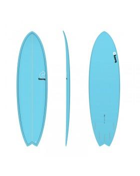 Σανίδα surf Torq 6'6'' Epoxy TET MOD Fish Pinlines Blue
