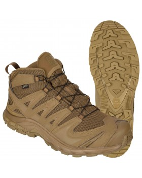 Salomon Forces XA Forces Mid GTX Coyote. (Fast Rope Ready)