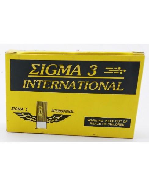 Sigma iii Internasional-Magnum  4+1