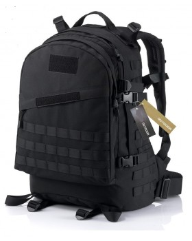 Σάκος Πλάτης Tactical 40 Λίτρων Μαύρος
