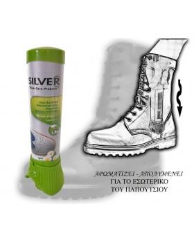 Spray κατά της κακοσμίας Silver
