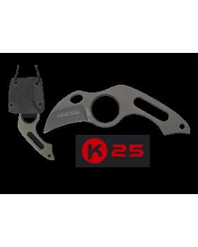 ΜΑΧΑΙΡΙ K25 TACTICO Titanium Coated 31849