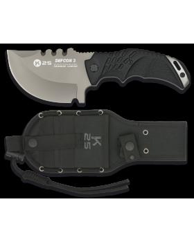 ΜΑΧΑΙΡΙ K25 Tactical Knife  SFL DEFCON 3.10 cm 32170