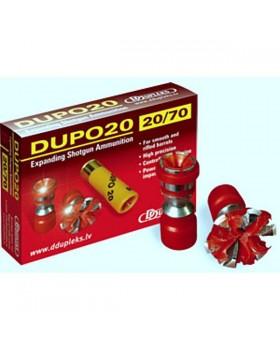 DUPO20 SLUG CAL20/70