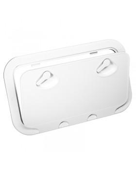 CLASSIC Πορτάκι με Αποσπώμενο Κάλ. Λευκό, 355x600mm