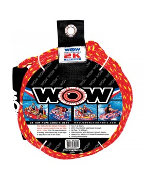 WOW Tow Rope 2K, Length 18,3m