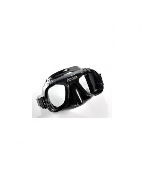 Μάσκα Apnea Micro Μαύρο-Μαύρο