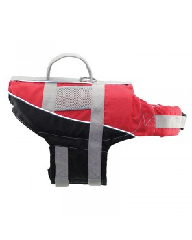 LALIZAS Comfy Πλευστικό Βοήθημα για Κατοικίδια, 20-40kg, L,κόκκινο