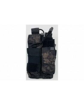 5.11 Διπλή Γεμιστηροθήκη GEO7 Double Pistol Bungee Cover (56155G7)
