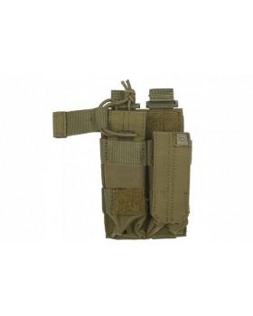 5.11 Γεμιστηροθήκη Διπλή Double Pistol Bungee Cover (56155)