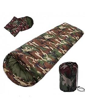 Sleeping Bag Kαλοκαιρινός ΑLPIN - SB025 camo