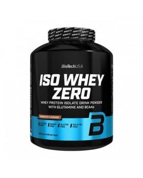 ISO WHEY ZERO 2270gr (BIOTECH USA)