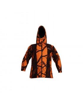 Softshell Κυνηγετικό τζάκετ Ace orange