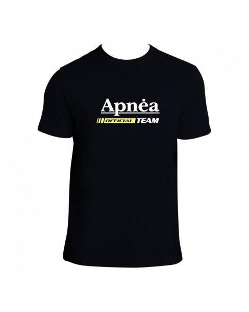 T-SHIRT Apnea black