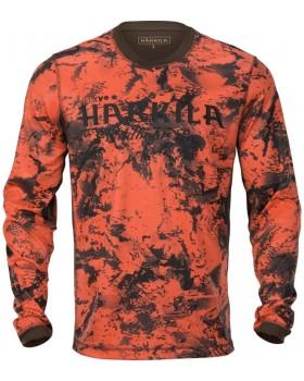 T-Shirt Κυνηγετικό Harkila WILDBOAR PRO L/S