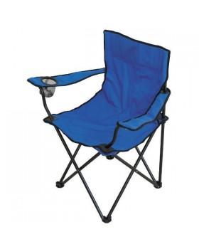 Summer Club Action Καρέκλα Παραλίας Μπλε 19319
