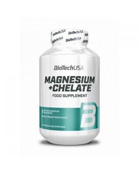MAGNESIUM + CHELATE 60caps (BIOTECH USA)
