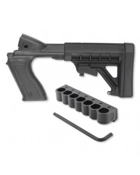 ARCHANGEL MOSSBERG 500/590/MAVERICK 88 ADJUSTABLE BUTTSTOCK
