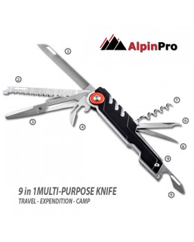 Πολυσουγιάς MK-015 ALPIN PRO