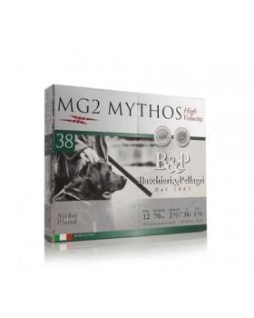 B&P MG2 MYTHOS 38 HV NICKEL PLATED