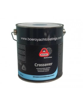 Attiva Boero Υφαλόχρωμα Crossover Αυτοκαθαριζόμενο 2,5lit