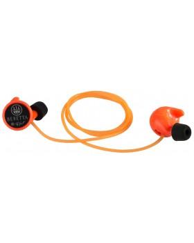 Beretta Earphones Mini Head Set Passive 0411 Orange