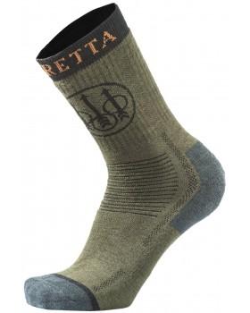Beretta Merino socks 0076 Green