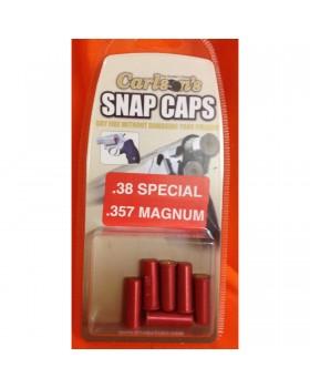 CARLSON'S SNAP CAPS .38 SP/.357 MAG. (6 τεμ)