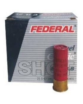 "FEDERAL CLASSIC STEEL 12GA MAGNUM 3"" (25 τεμ.) W149"