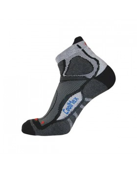 Κάλτσες Alpin Tec Fast running Μαύρο