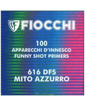 FIOCCHI 616 DFS ΚΑΨΥΛΙΑ (Συσκευασμένα 100 τεμ.)